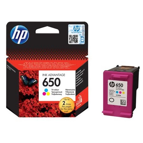 Cartus cerneala HP ink advantage 650 Color