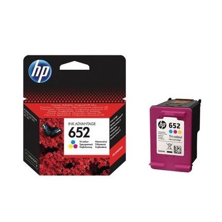 Cartus cerneala HP 652, Tricolor