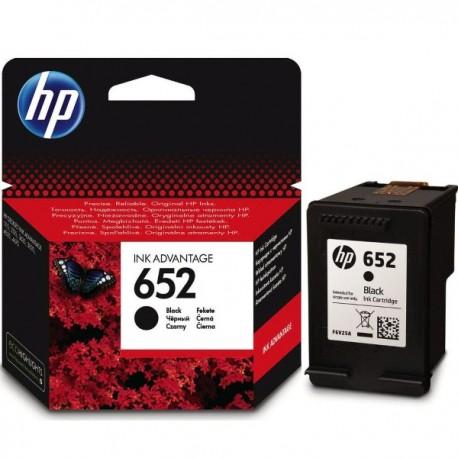 Cartus cerneala HP 652, Negru