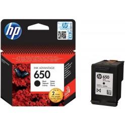 Cartus cerneala HP 650 Black Ink Cartridge