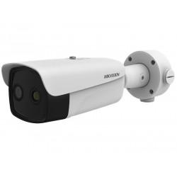 Camera IP bullet detectie febra 10mm DS-2TD2637B-10/P