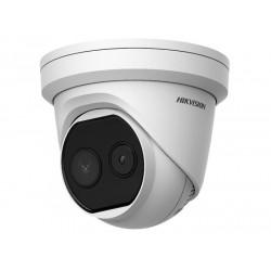 Camera IP bullet detectie febra 6mm DS-2TD1217B-6/PA